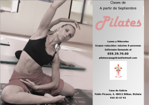 Curso de Pilates 2016-2017