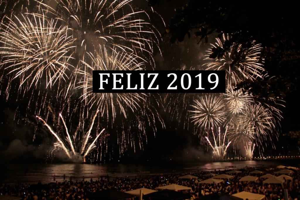 Casa de Galicia  en Bilbao os desea Feliz Año 2019.